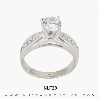 Nhẫn Kiểu Nữ NLF28