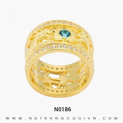 Nhẫn Nam N0186