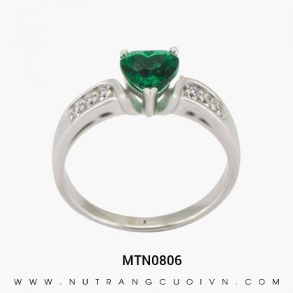 Nhẫn Kiểu Nữ MTN0806