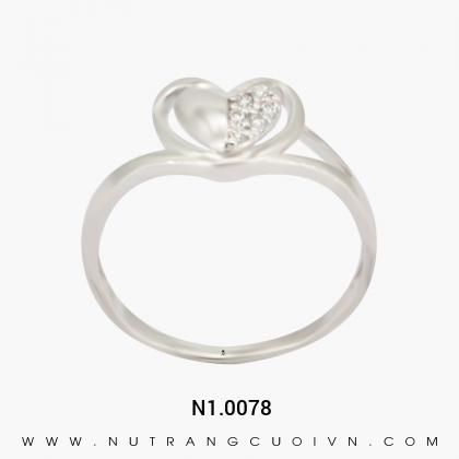 Nhẫn Kiểu Nữ N1.0078