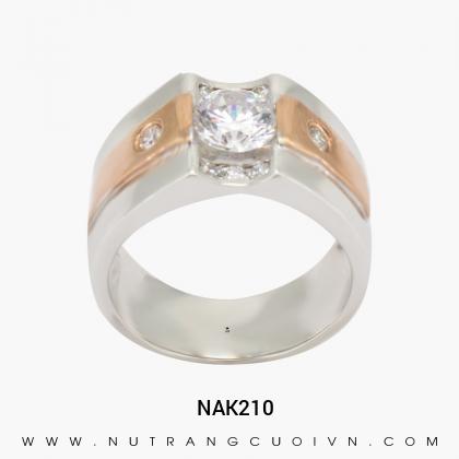 Nhẫn Nam NAK210