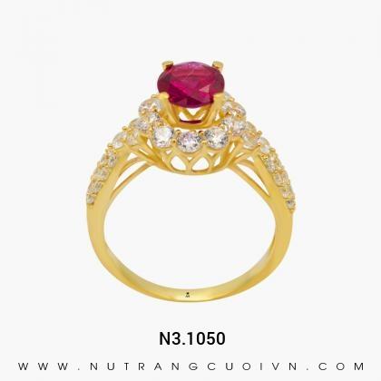 Nhẫn Kiểu Nữ N3.1050