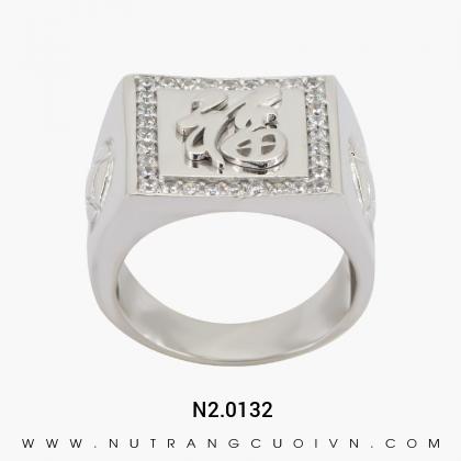 Nhẫn Nam N2.0132