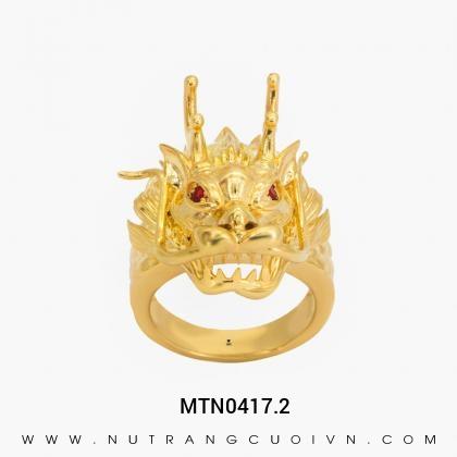 Nhẫn Nam MTN0417.2