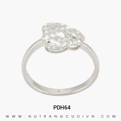 Nhẫn Kiểu Nữ PDH64
