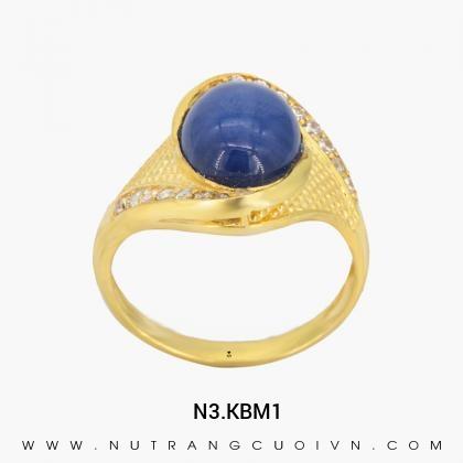 Nhẫn Kiểu Nữ N3.KBM1