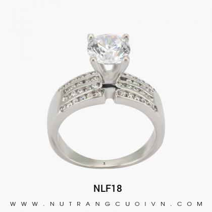 Nhẫn Kiểu Nữ NLF18