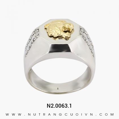 Nhẫn Nam N2.0063.1