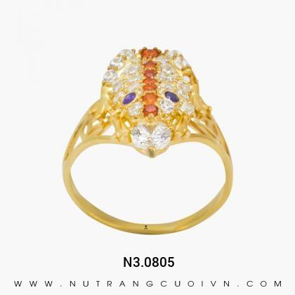 Nhẫn Kiểu Nữ N3.0805