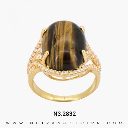 Nhẫn Kiểu Nữ N3.2832