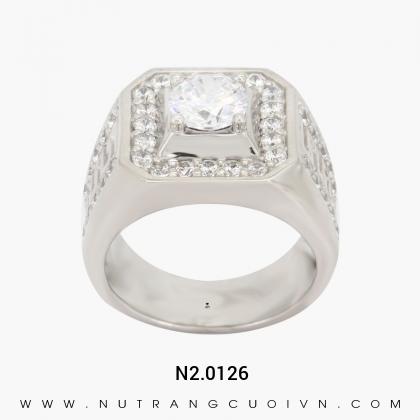 Nhẫn Nam N2.0126