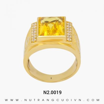 Nhẫn Nam N2.0019