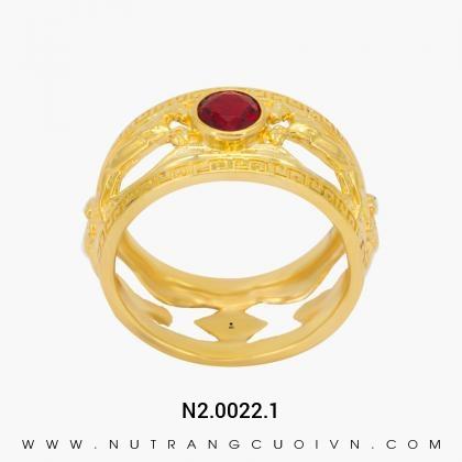 Nhẫn Nam N2.0022.1