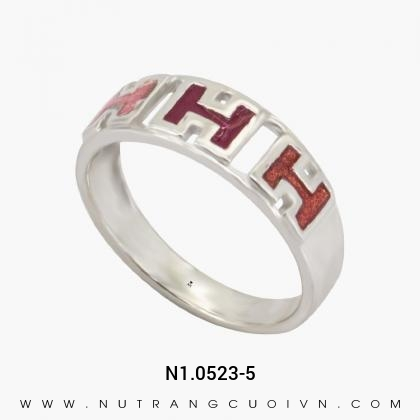 Nhẫn Nam N1.0523-5
