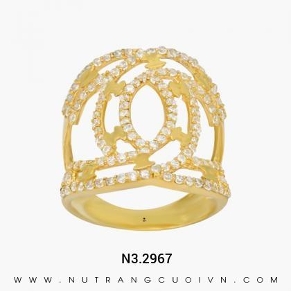 Nhẫn Kiểu Nữ N3.2967
