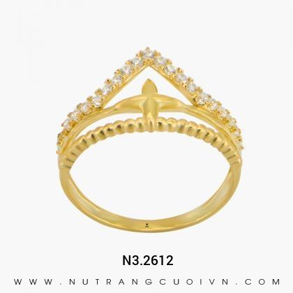 Nhẫn Kiểu Nữ N3.2612