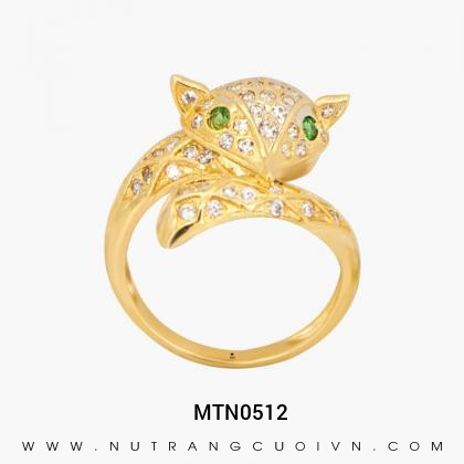 Nhẫn Kiểu Nữ MTN0512