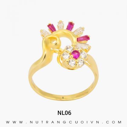 Nhẫn Kiểu Nữ NL06