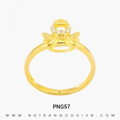 Nhẫn Kiểu Nữ PNG57