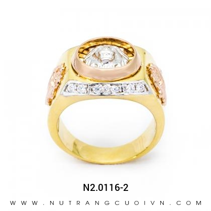Nhẫn Nam N2.0116-2