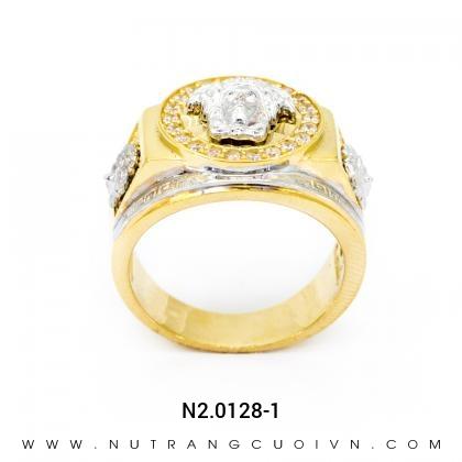 Nhẫn Nam N2.0128-1