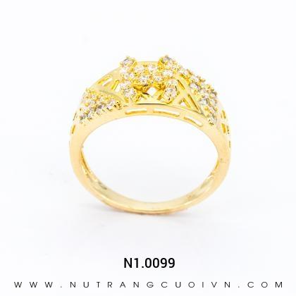 Nhẫn nữ đẹp N1.0099