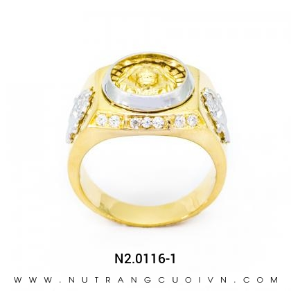 Nhẫn Nam N2.0116-1