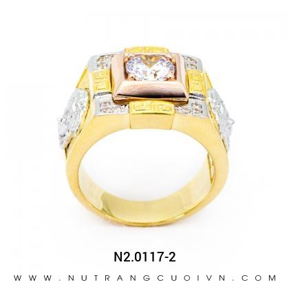 Nhẫn Nam N2.0117-2