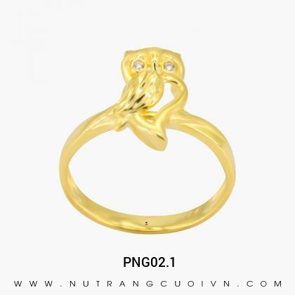 Nhẫn Kiểu Nữ PNG02.1