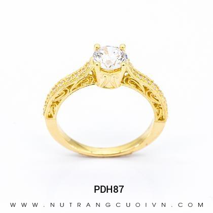 Nhẫn Kiểu Nữ PDH87