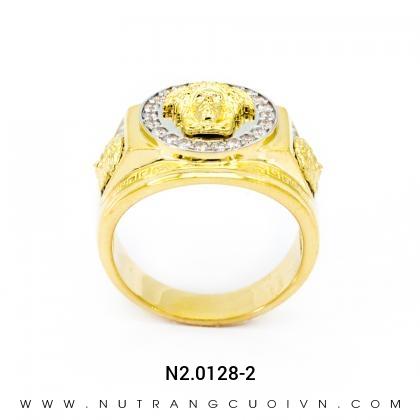 Nhẫn Nam N2.0128-2