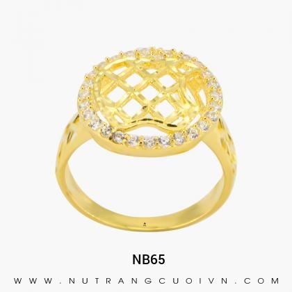 Nhẫn Kiểu Nữ NB65