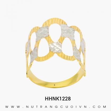 Nhẫn Kiểu Nữ HHNK1228