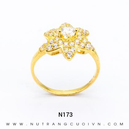 Nhẫn kiểu nữ N173