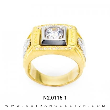 Nhẫn Nam N2.0115-1
