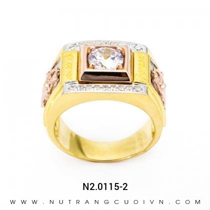 Nhẫn Nam N2.0115-2