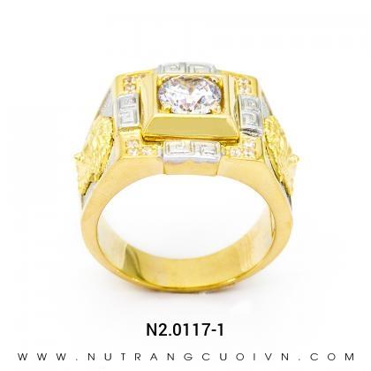 Nhẫn Nam N2.0117-1
