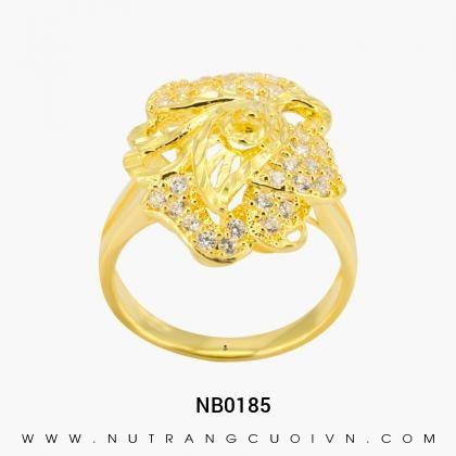 Nhẫn Kiểu Nữ NB0185