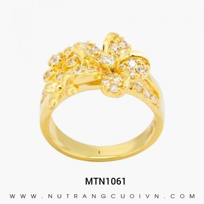 Nhẫn Kiểu Nữ MTN1061