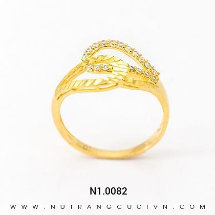 Nhẫn Kiểu Nữ N1.0082