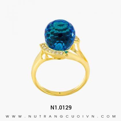 Nhẫn Kiểu Nữ N1.0129