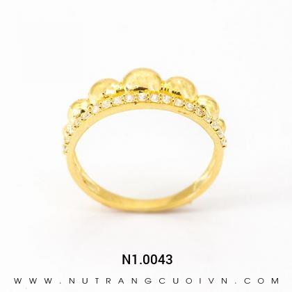Nhẫn Kiểu Nữ N1.0043