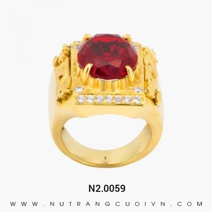 Nhẫn Nam N2.0059