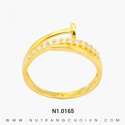 Nhẫn Kiểu Nữ N1.0165