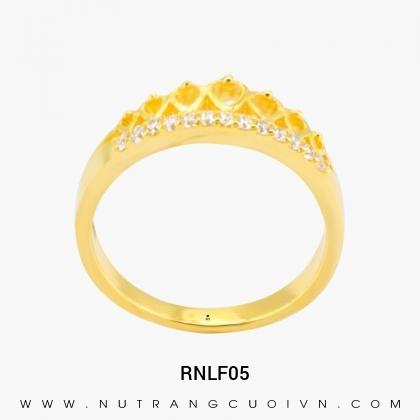 Nhẫn Kiểu Nữ RNLF05