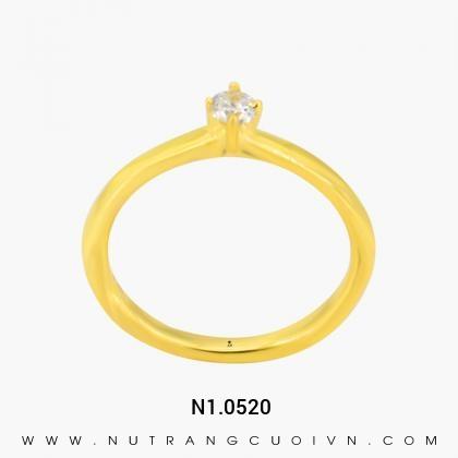 Nhẫn Kiểu Nữ N1.0520