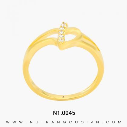 Nhẫn Kiểu Nữ N1.0045
