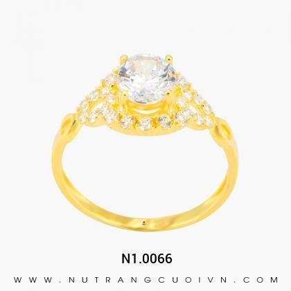 Nhẫn Kiểu Nữ N1.0066