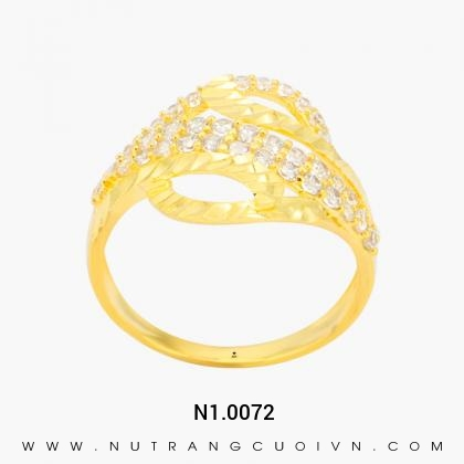 Nhẫn Kiểu Nữ N1.0072
