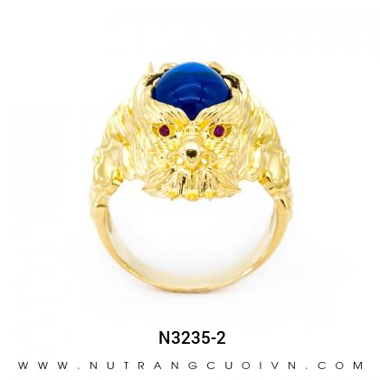 Nhẫn Nam N3235-2